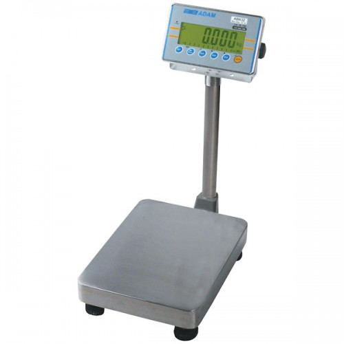Adam Abk Bench Scale Heavy Duty Weighing Scales Industrial Weighing Scales Adam Equipment
