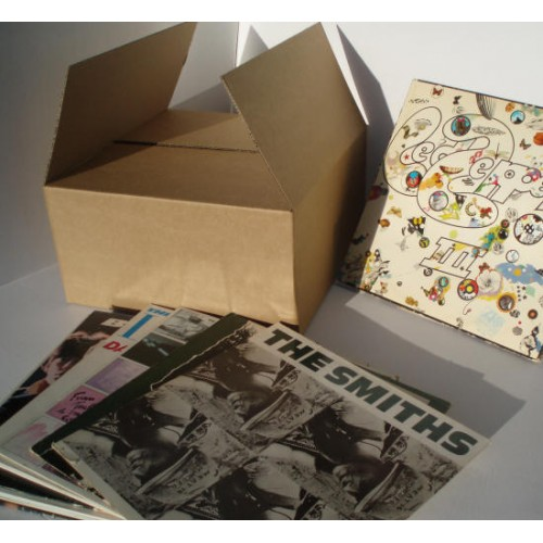 12 Quot Vinyl Record Storage Boxes Boxes For Posting 12