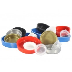 "203.2mm (8"" appx) Diameter Spare Postal Tube Caps"