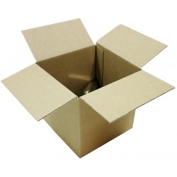 """Royal Mail Small Parcel Boxes (CUBE) - (152mm x 152mm x 146mm) 6"""" x 6"""" x 6"""" (appx) - SW66"""